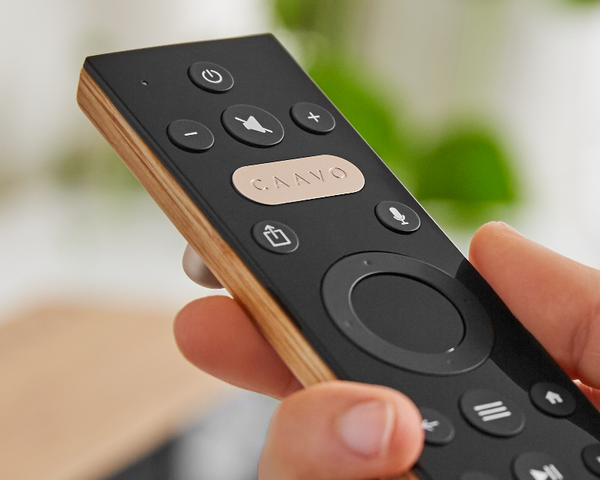 Replacement Remote - Bamboo