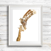 Giraffe Giclée Print, Giclée - Ashley Prejoles Art