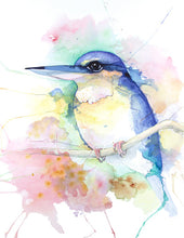 Kingfisher Giclée Print, Giclée - Ashley Prejoles Art