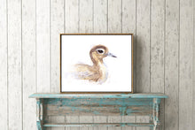 Stone-Curlew Bird Giclée Print, Giclée - Ashley Prejoles Art