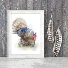 Wild Turkey Giclée Print, Giclée - Ashley Prejoles Art