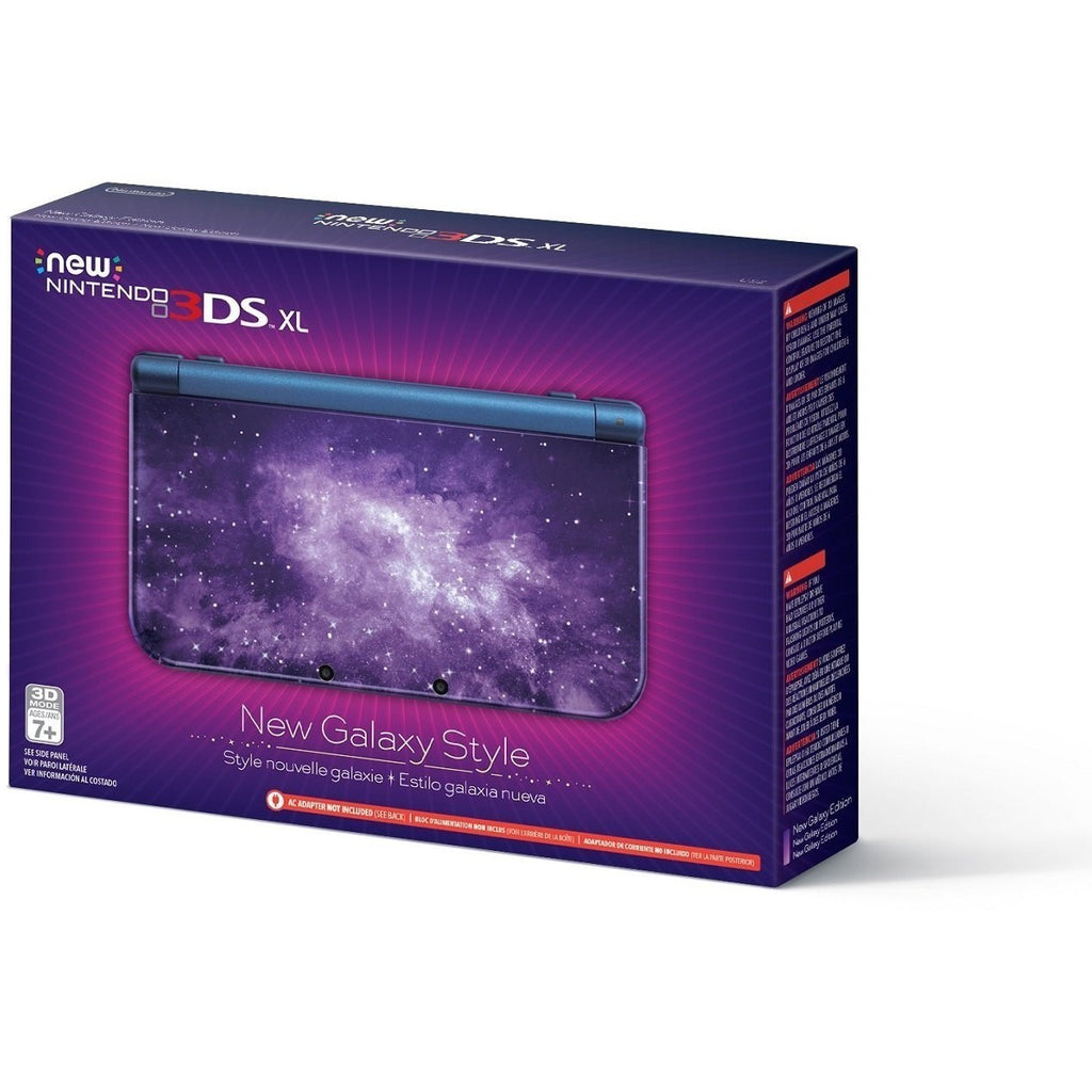 New Nintendo 3DS XL Consola - Galaxy Style