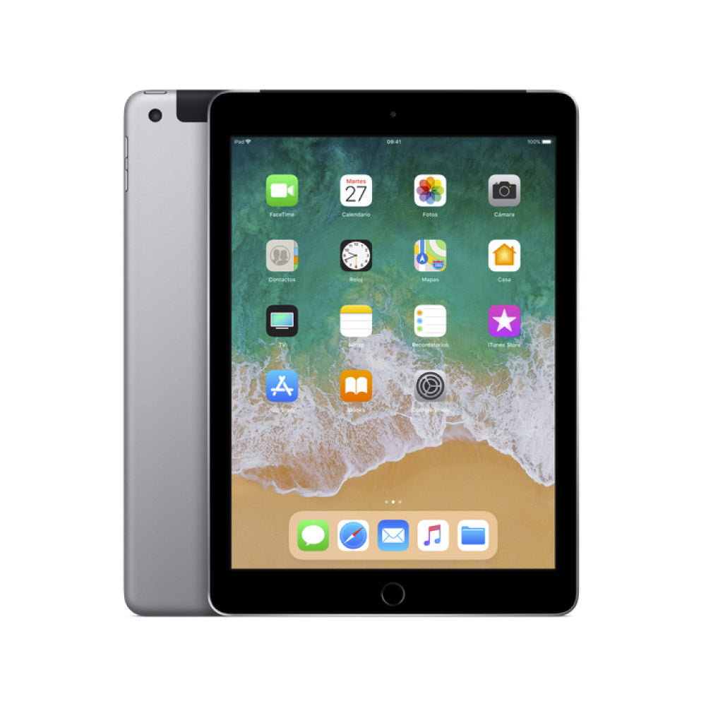 "iPad 9.7"" WiFi + Cellular 32 GB -Gris Espacial"