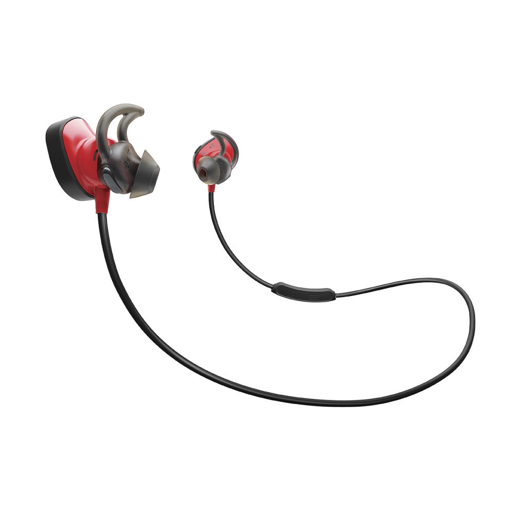 Audífonos Bose SoundSport Pulse Bluetooth - Rojos