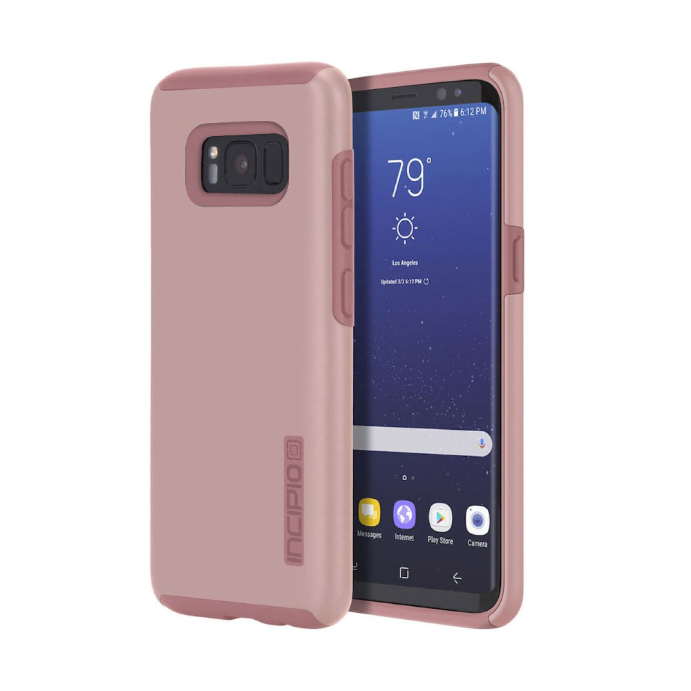 Funda Galaxy S8 Plus -Rosa Dorado