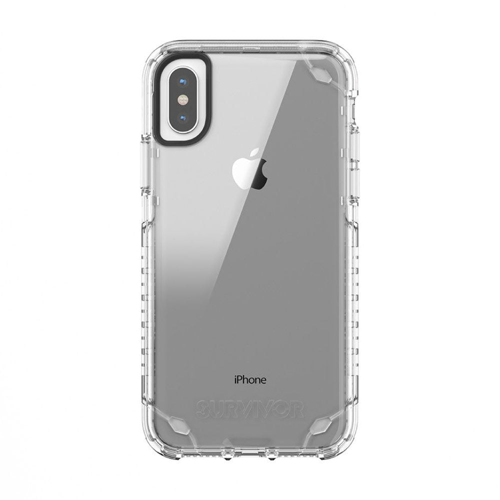 Funda iPhone X Strong -Transparente