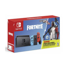 Consola Nintendo Switch Fortnite -Double Helix Bundle