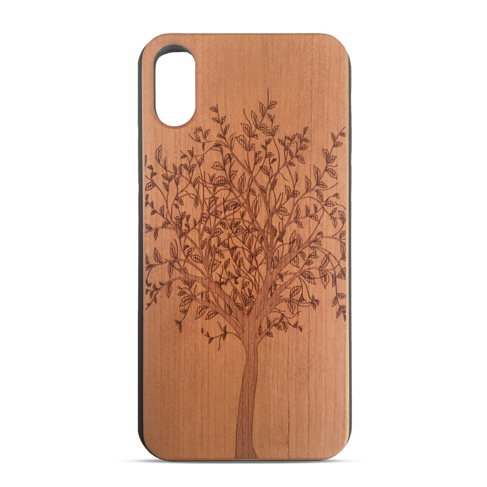 Funda iPhone X -Árbol