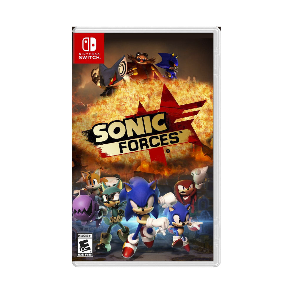 Videojuego Nintendo Switch Sonic Forces