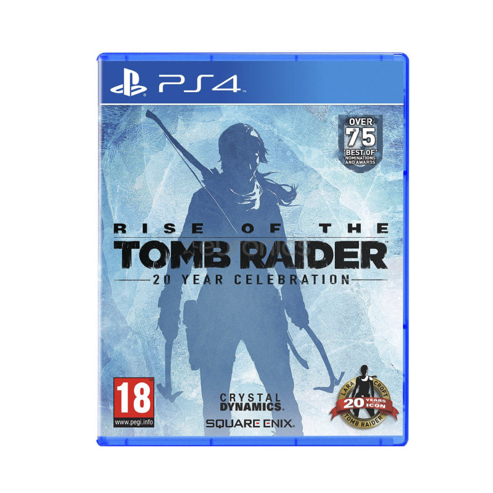 Videojuego PS4 Rise of the Tomb Raider