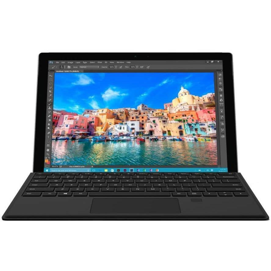 Bundle Microsoft Surface Pro 4 128GB Core i5 4GB RAM  + Teclado Type Cover 4 Negro
