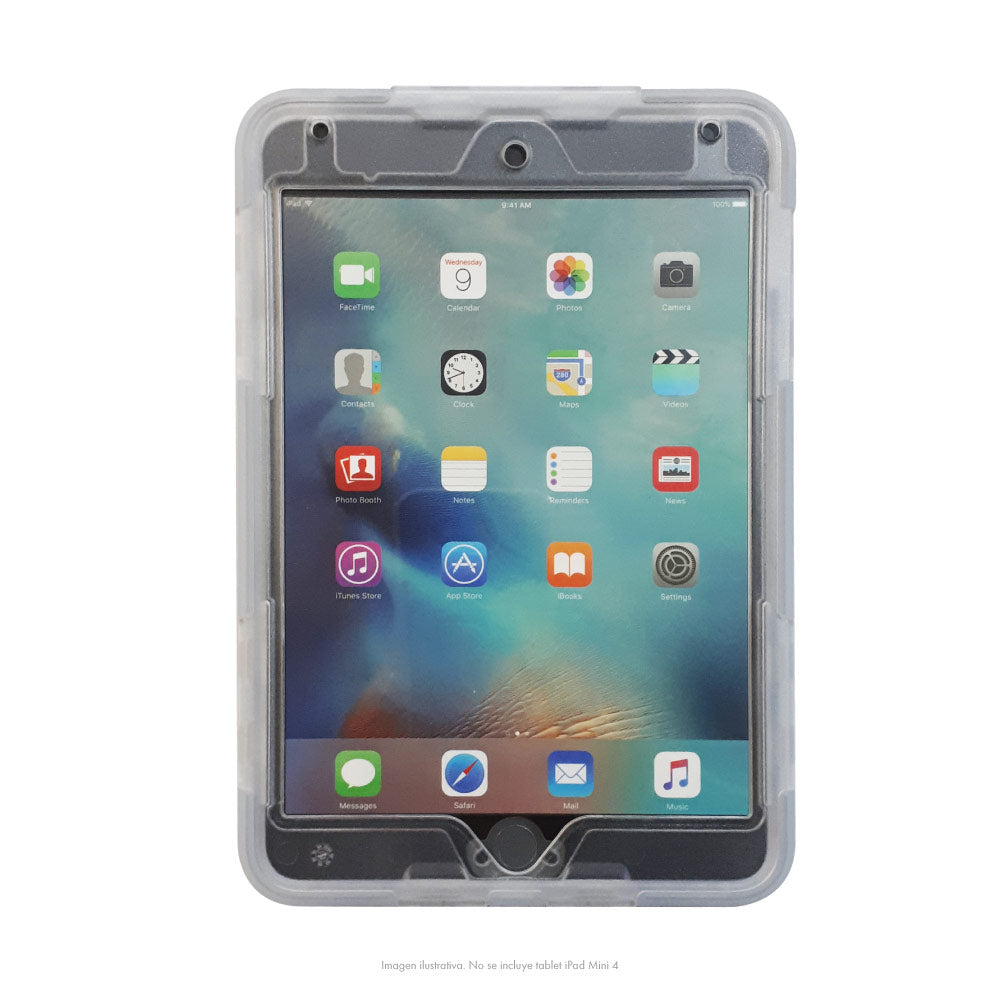 Funda Survivor iPad Mini 4 -Transparente