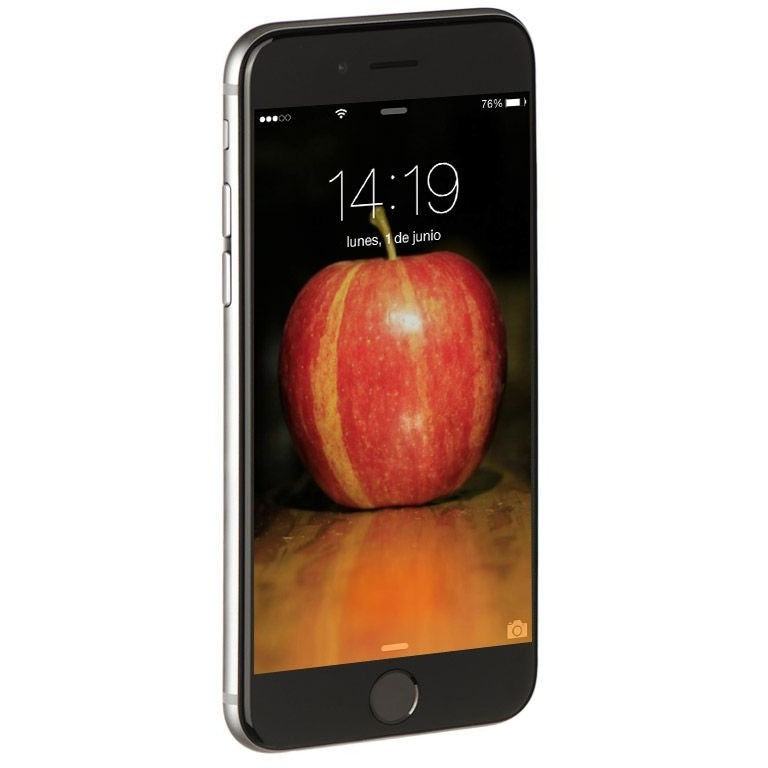 iPhone 6 16Gb Desbloqueado Reacondicionado Clase A+ - Negro - doto.com.mx