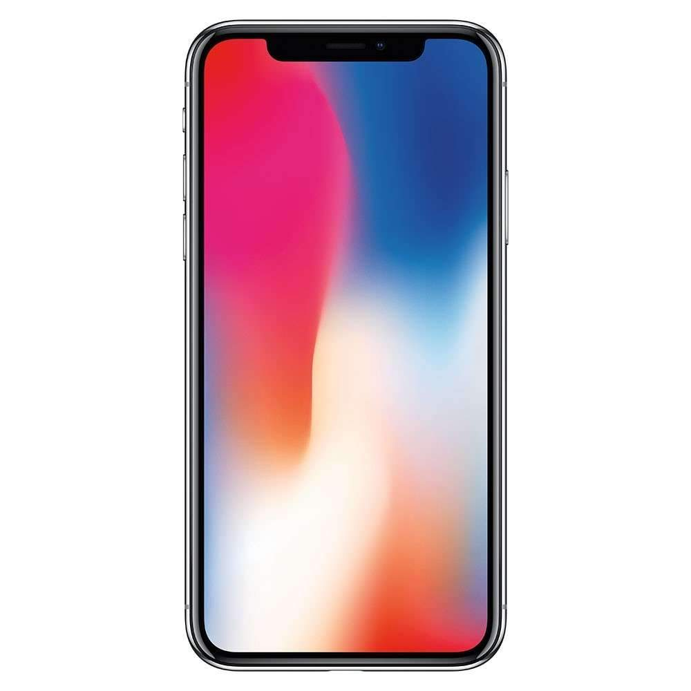 iPhone X 64GB - Plata