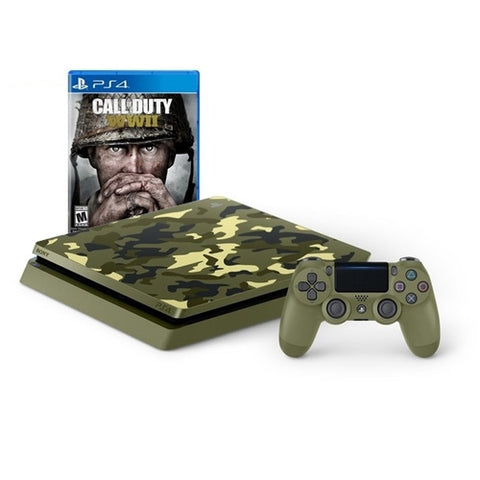 Playstation 4 Slim 1Tb + Call of Duty WWII - Edicion limitada