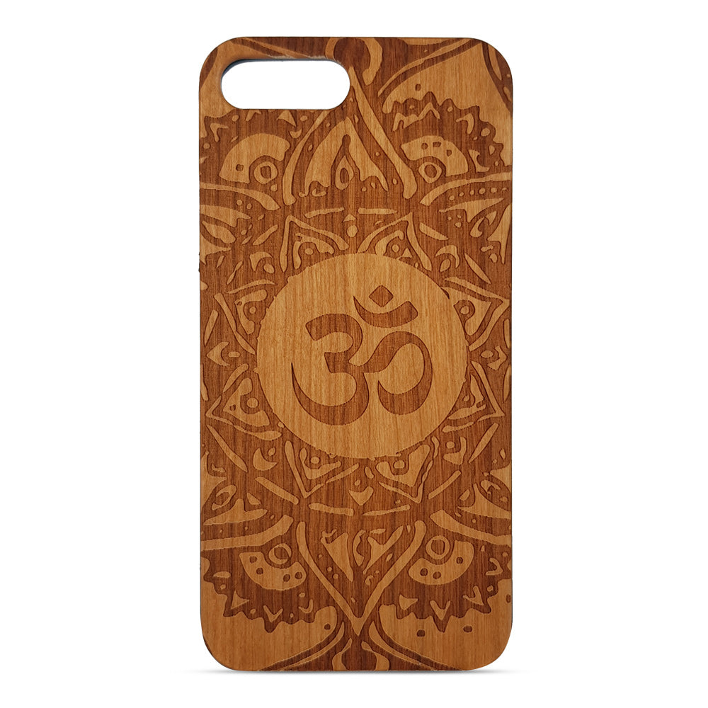 Funda iPhone 7+/8+ -Om Mandala