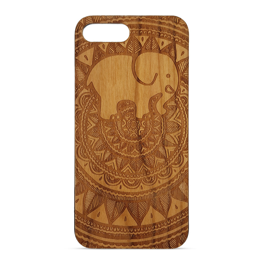 Funda iPhone 7+/8+ -Elefante