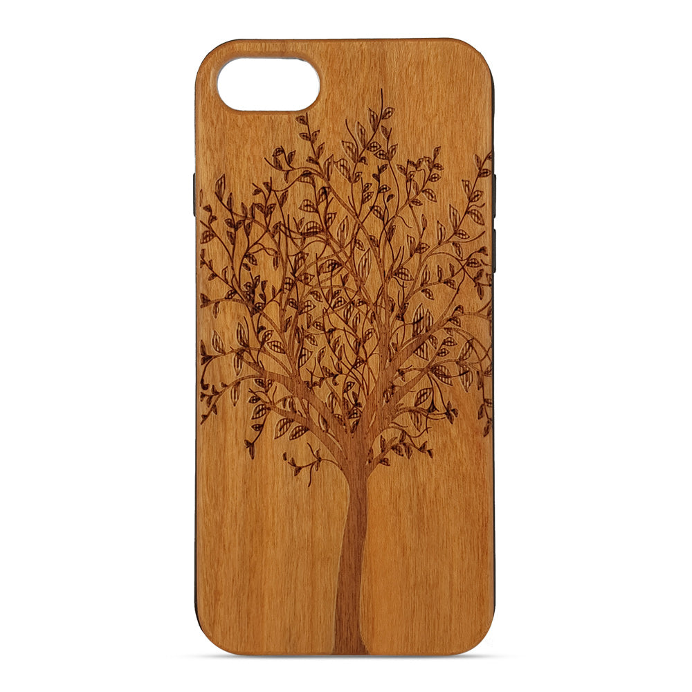 Funda iPhone 7/8 -Árbol