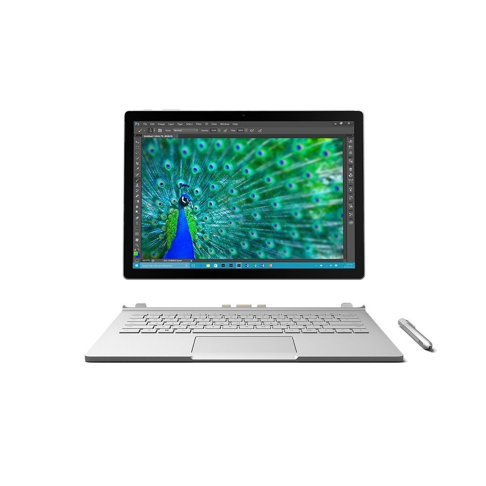Microsoft Surface Book 256GB Core i7 8GB RAM Refurbished por Microsoft