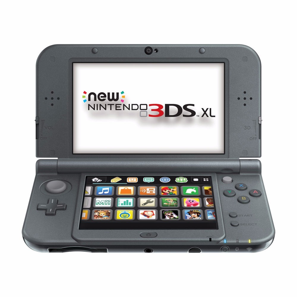 New Nintendo 3DS XL - Negro