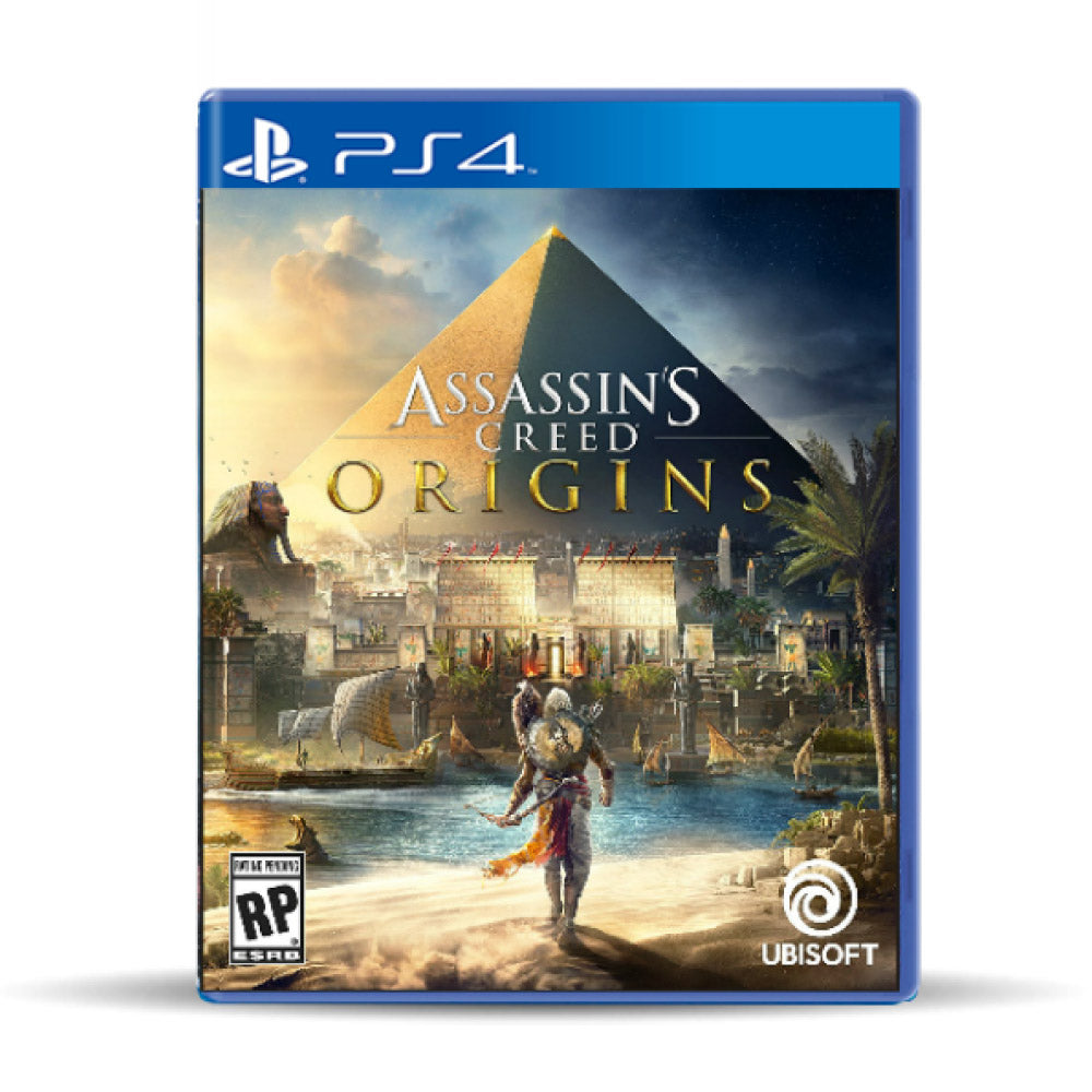 Assasins Creed: Origins PS4 - Juego Físico