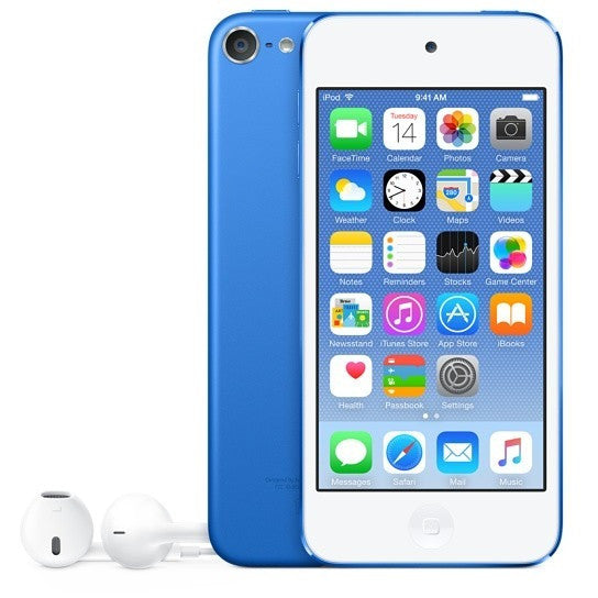 Apple iPod Touch 64gb 6ta Generacion - Azul - doto.com.mx