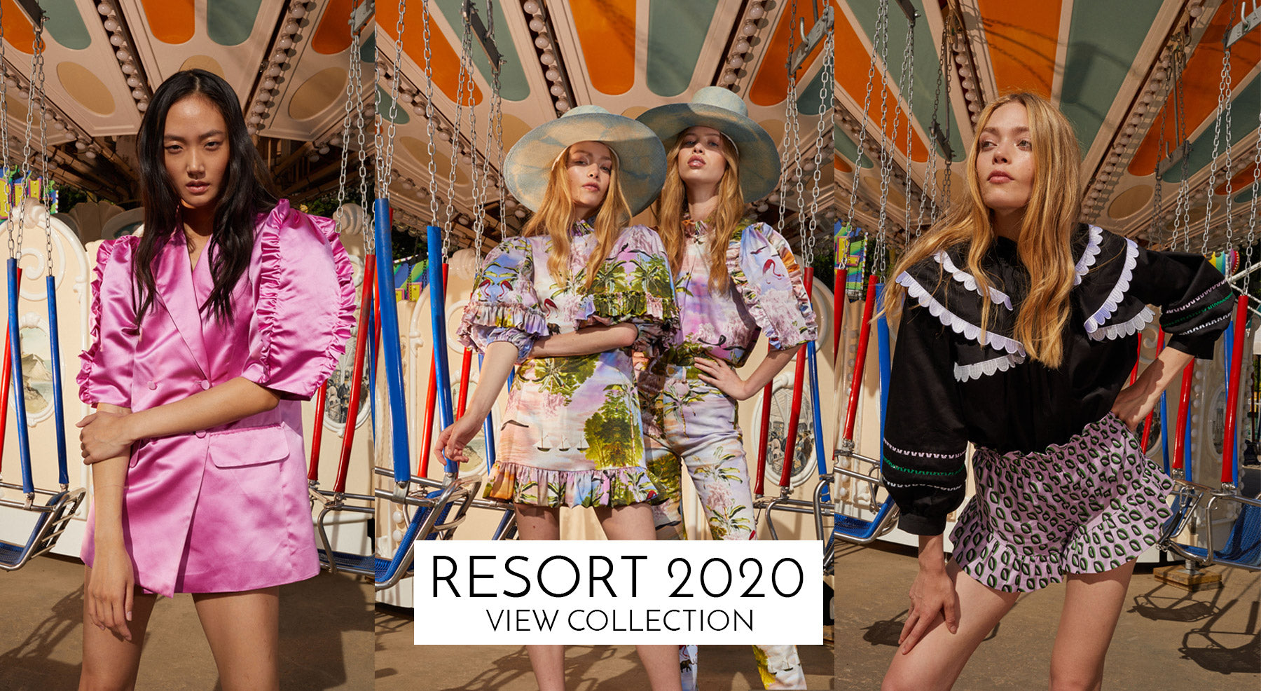 Resort 2020 Collection