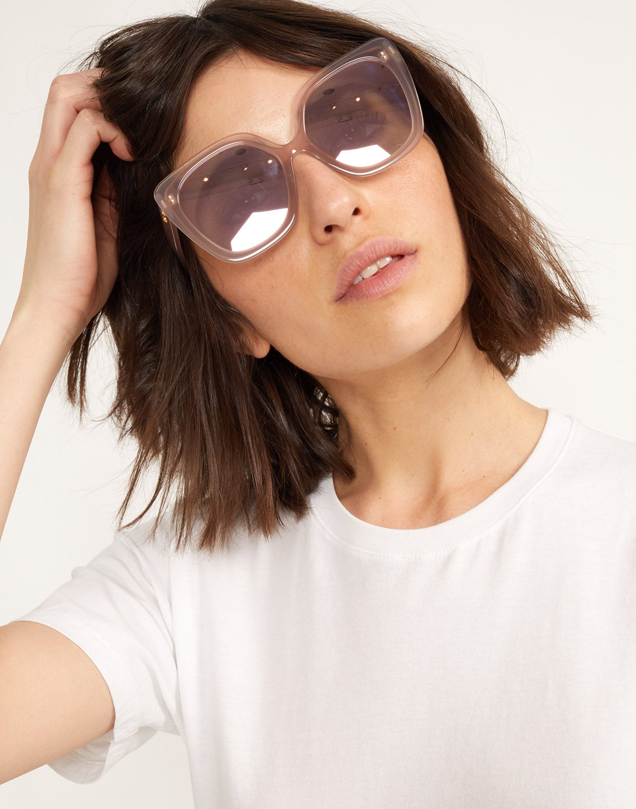 Dorado Sunglasses in blush