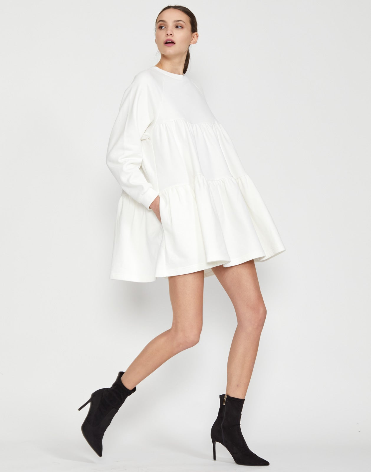 Vail Cozy Swing Dress