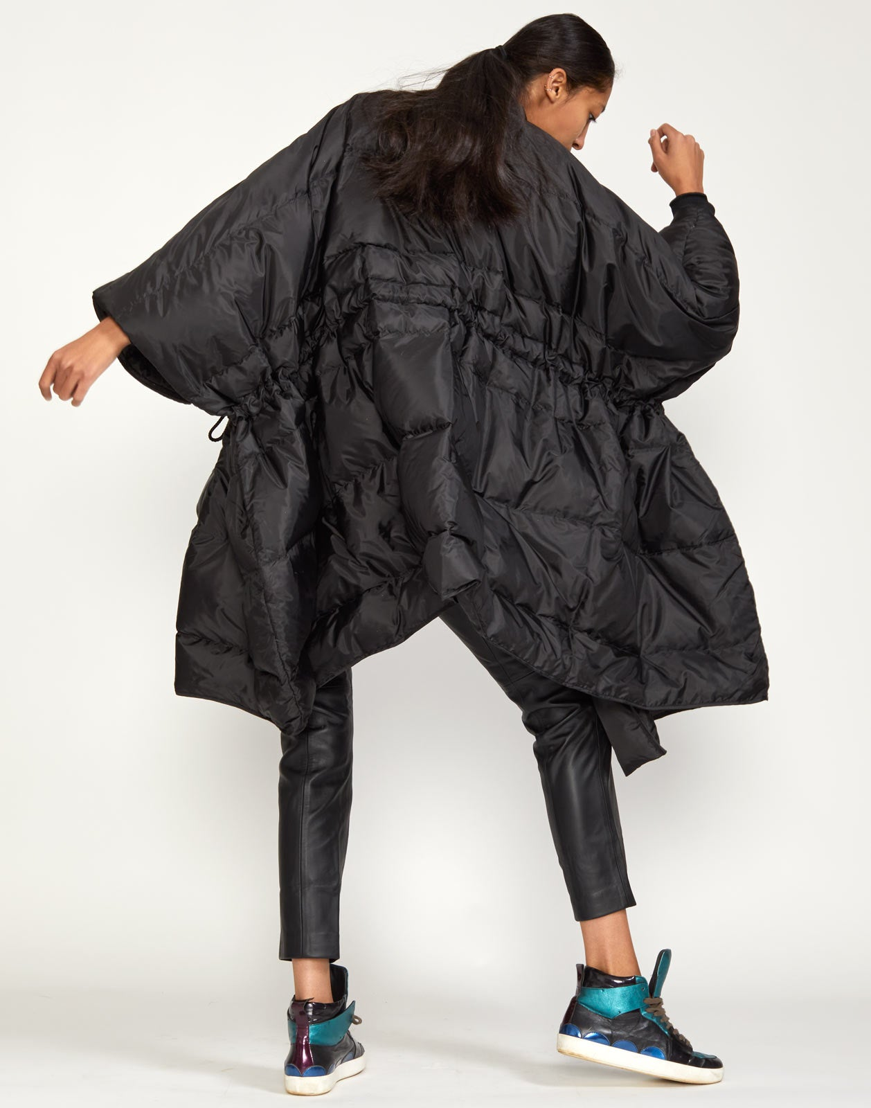 Cindy Oversized Down Jacket