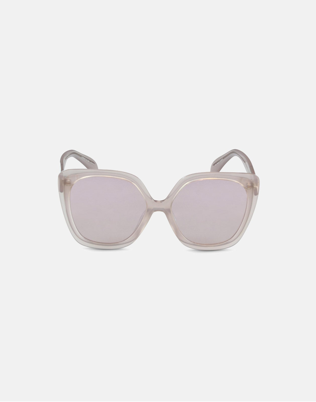2ca62e6c74de7 ... Dorado Sunglasses in blush · Dorado Blush Sunglasses front view ...