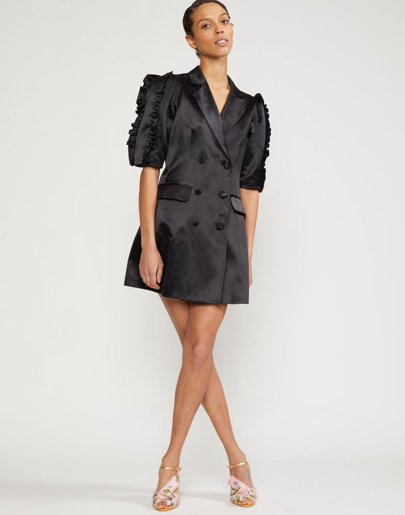 Full view of Paz Mini Blazer Dress