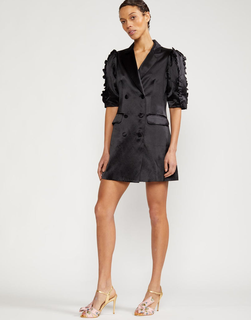 Paz Mini Blazer Dress