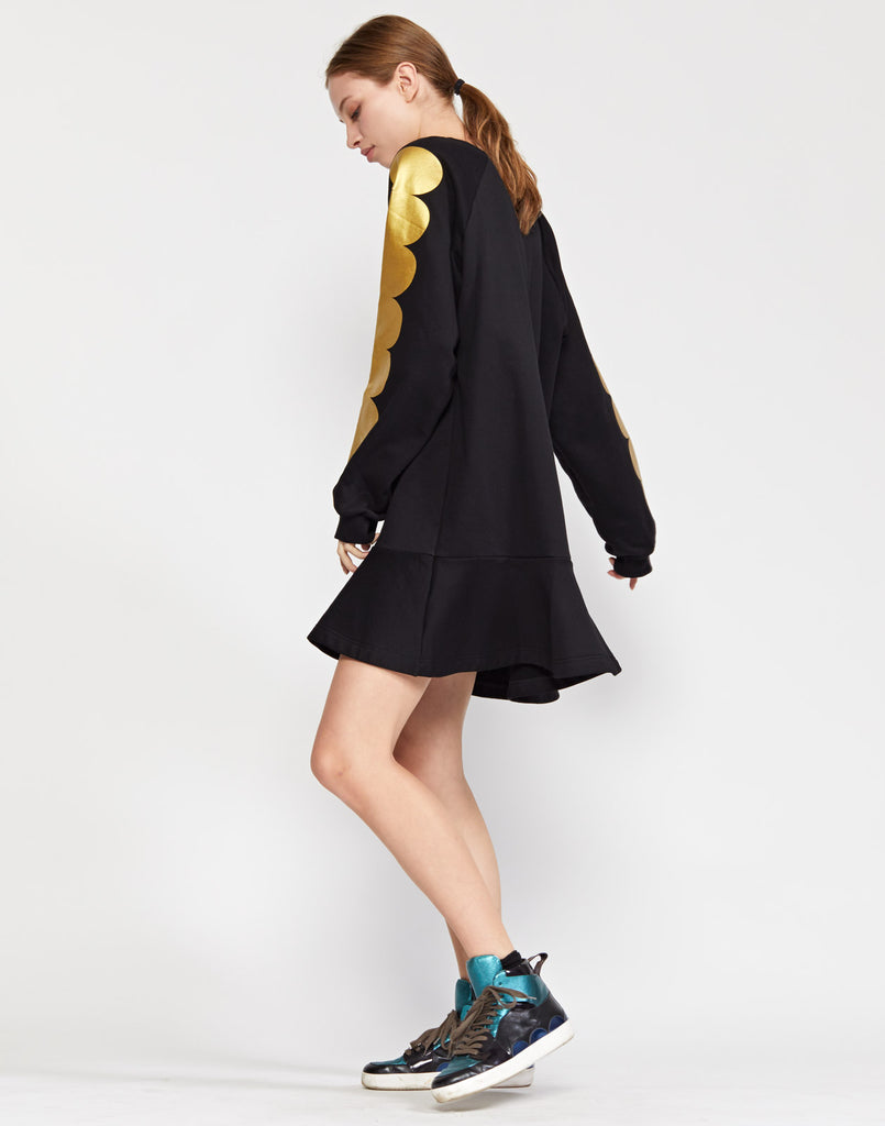 Sofie Sweatshirt Dress - Just Restocked