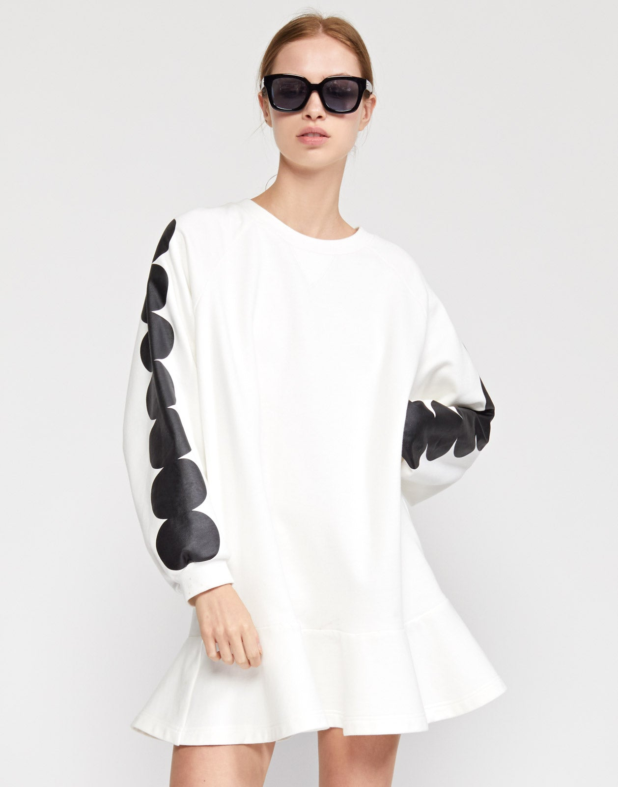 Sofie Sweatshirt Dress