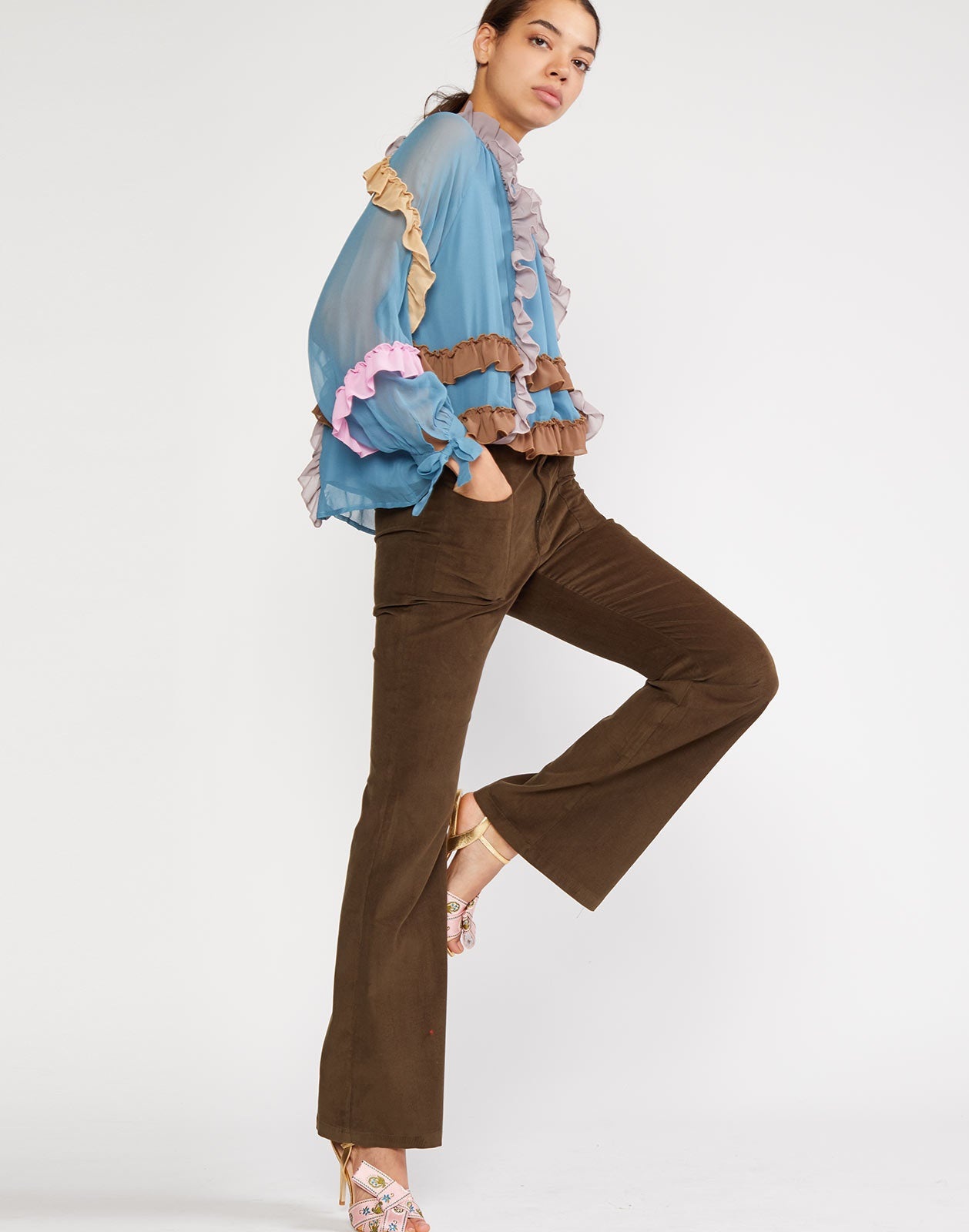 Alternate view of Blake Corduroy Pant