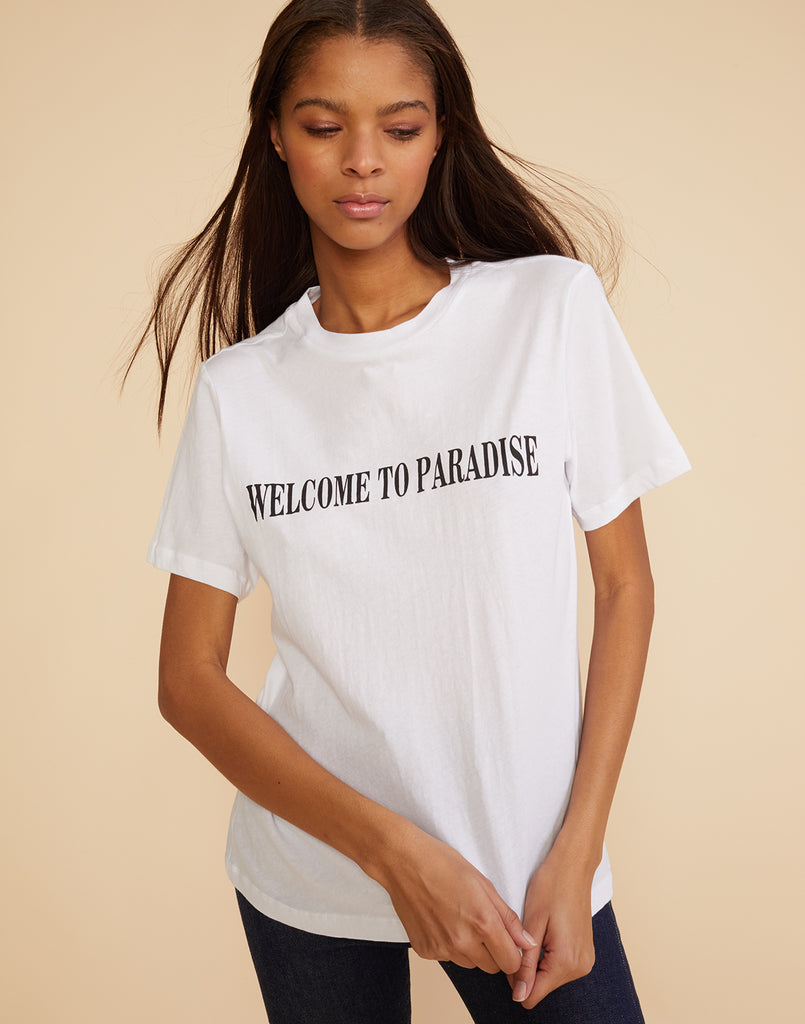 Welcome to Paradise Tee