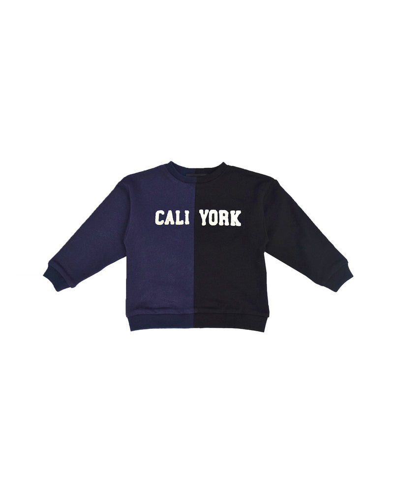 Kid's Embroidered CaliYork Sweatshirt