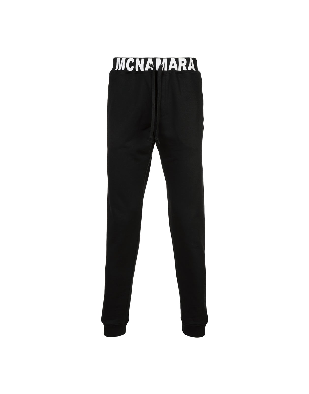 Midnight MCNAMARA Graphic Jogger Pants