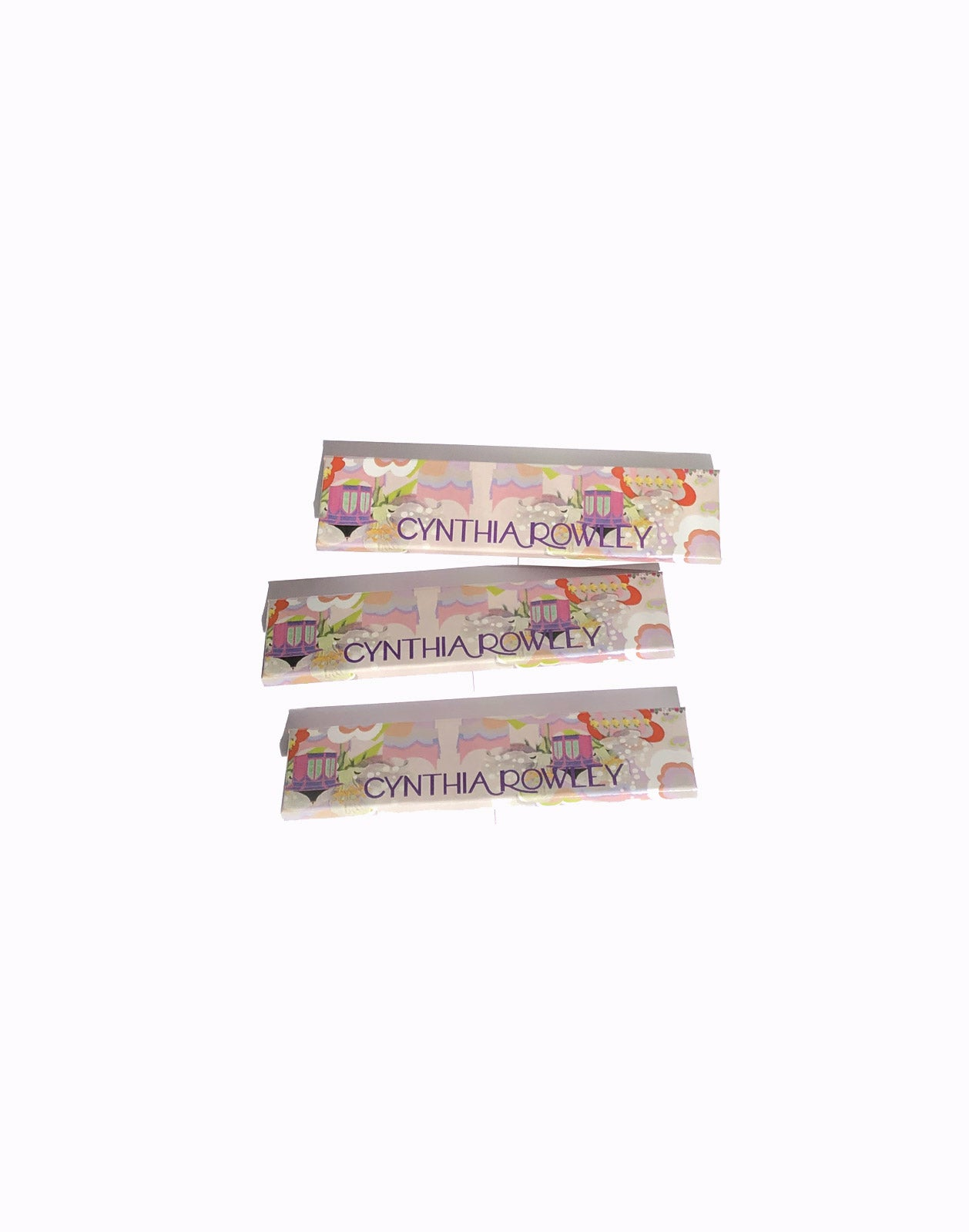 Sublime Floral Rolling Papers