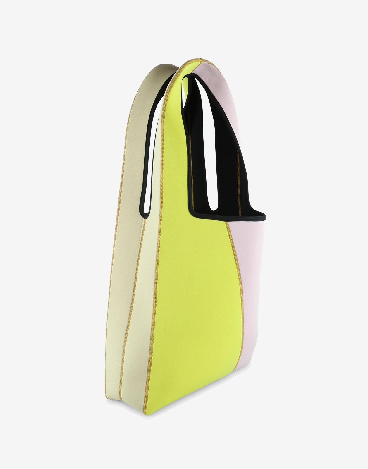 Neoprene Shopper Tote Bag