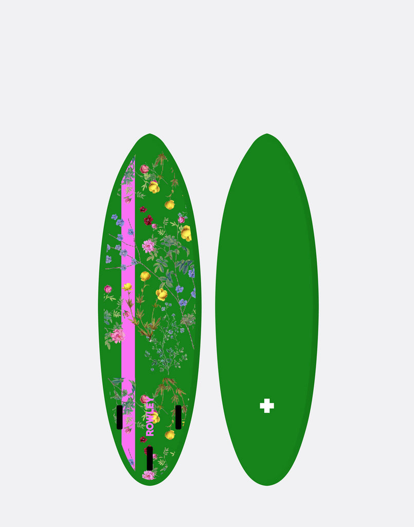 Custom Short Surfboard