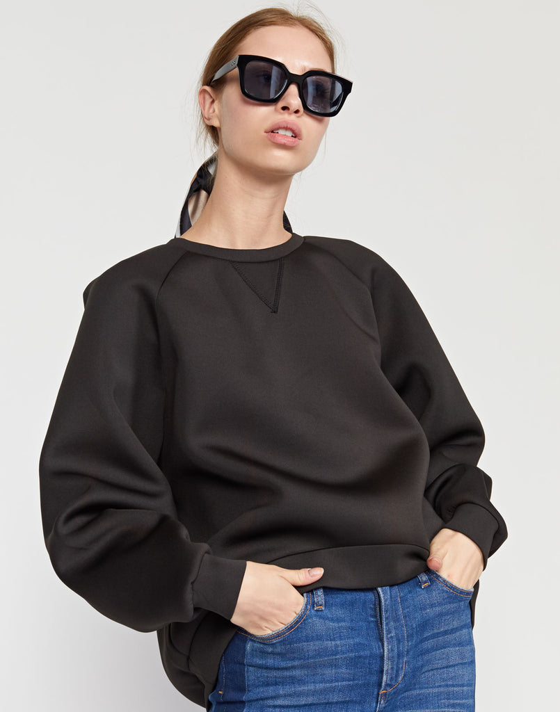 The Bonded Sweatshirt