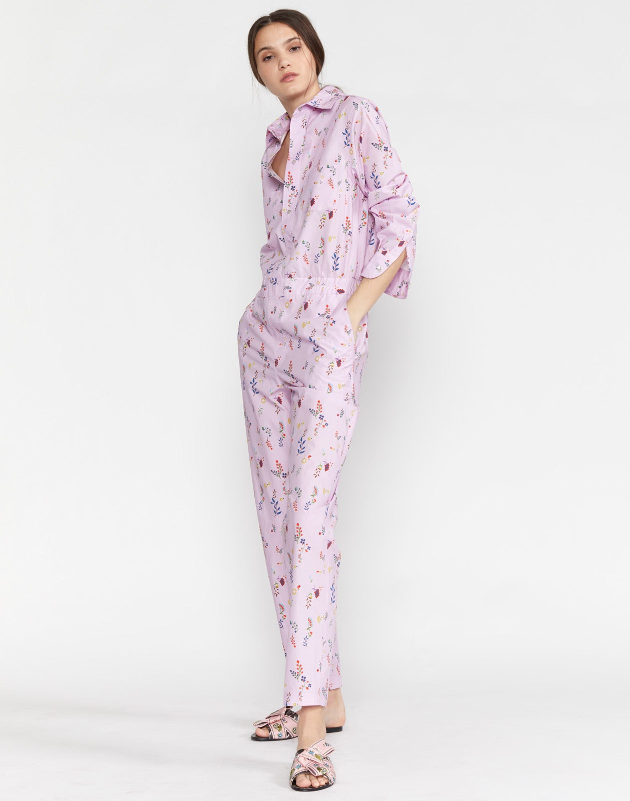 Harley Cotton Jumpsuit