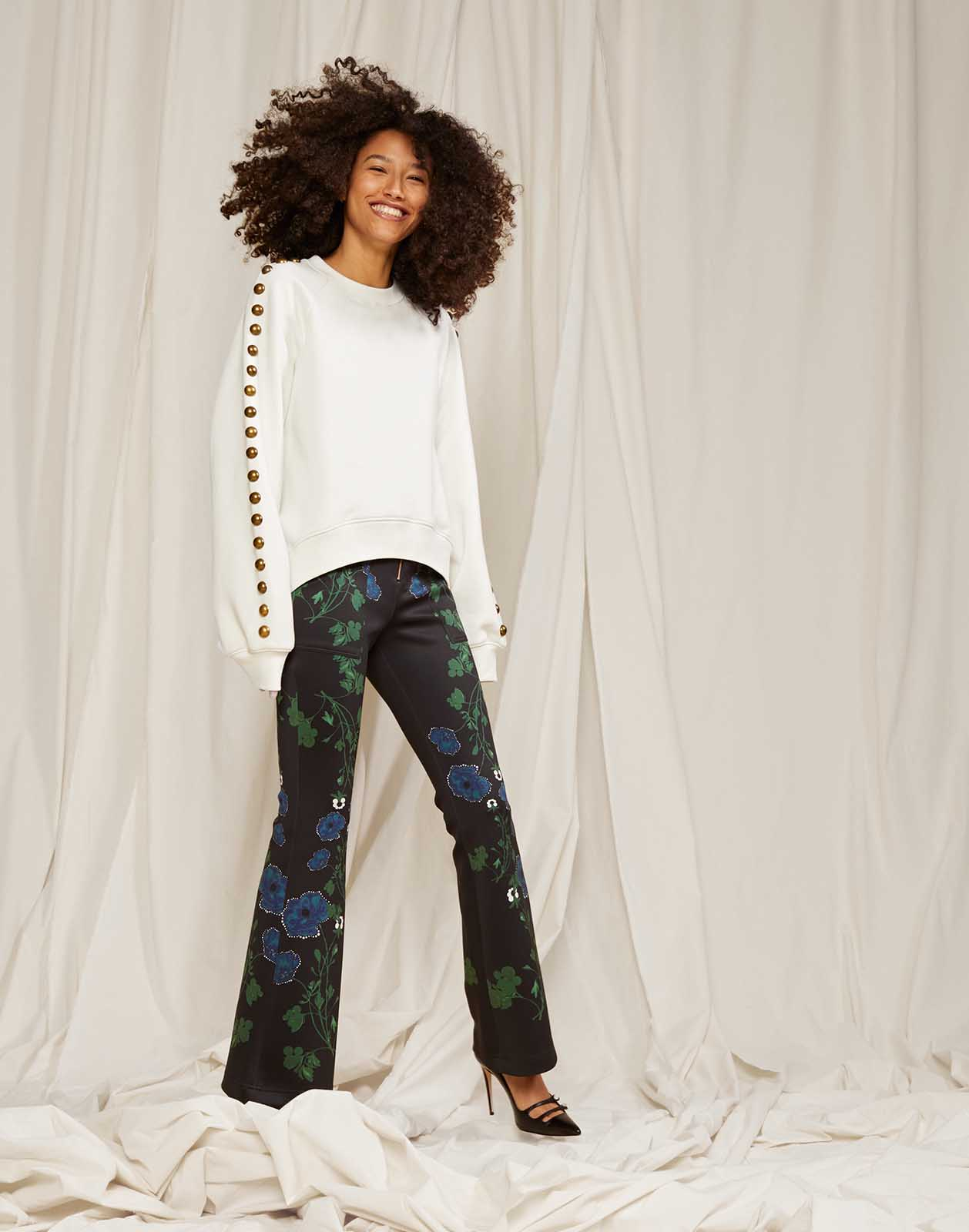 Hunter Bonded Flare Pant