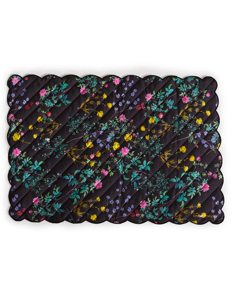 Quilted Cotton Placemat