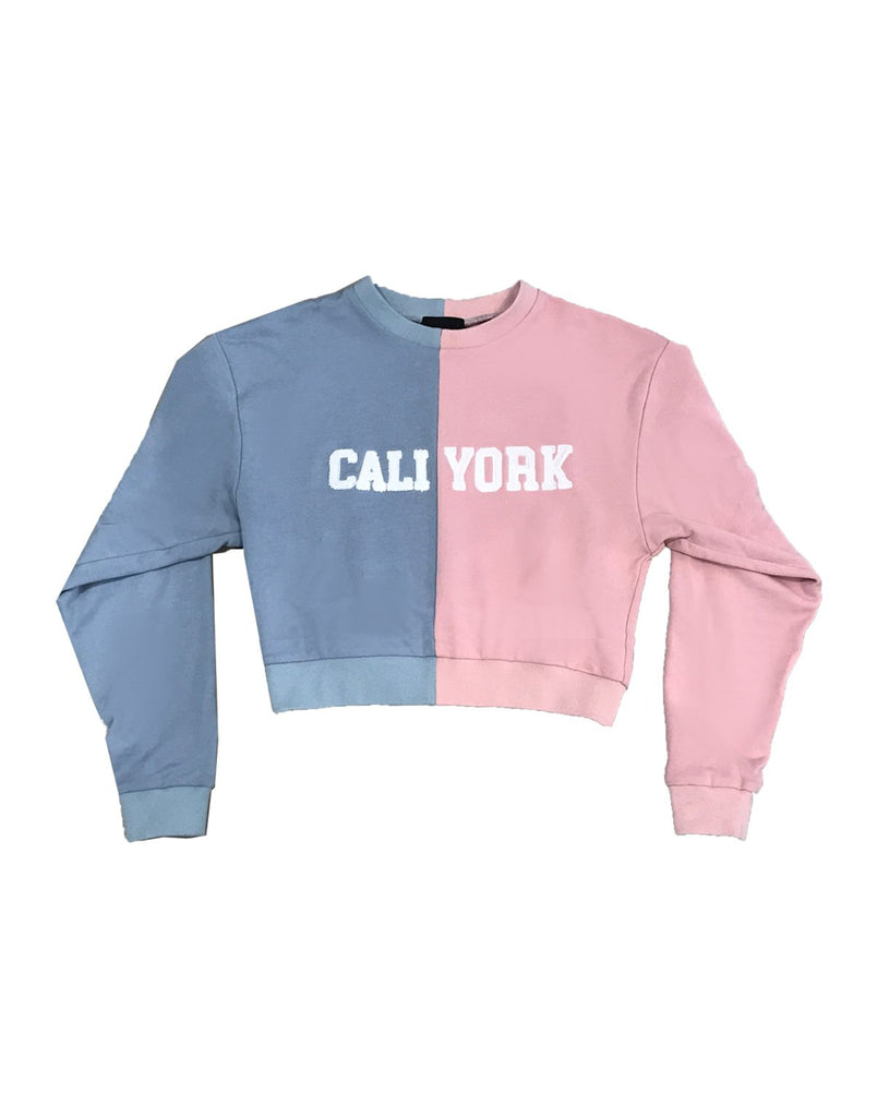 CaliYork Cropped Sweatshirt