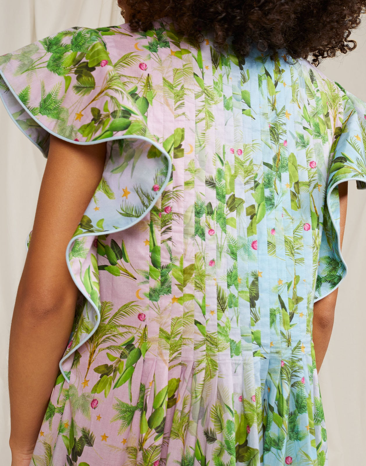 Nairobi Tropical Kaftan