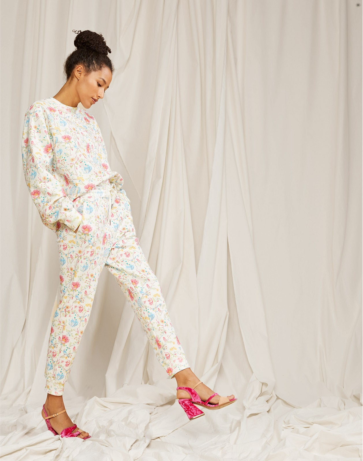 Everly Floral Sweatpants