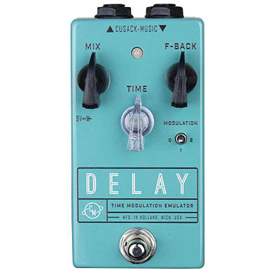 Cusack Music Delay